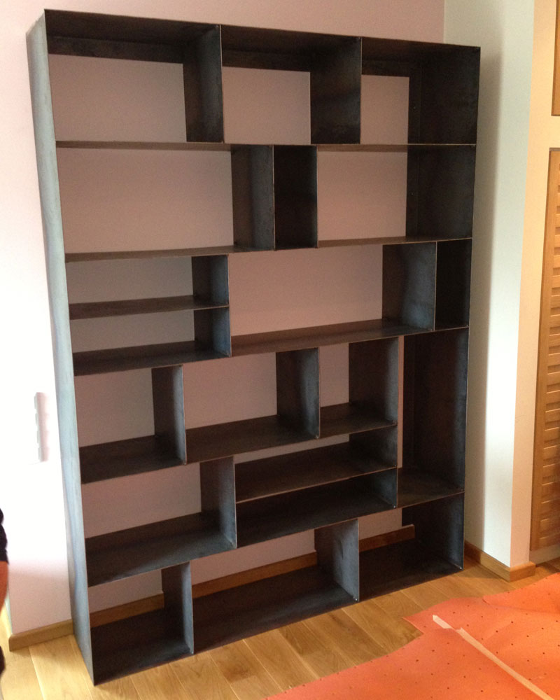 Möbel Und Accessoires Metallbau Blau In Haan